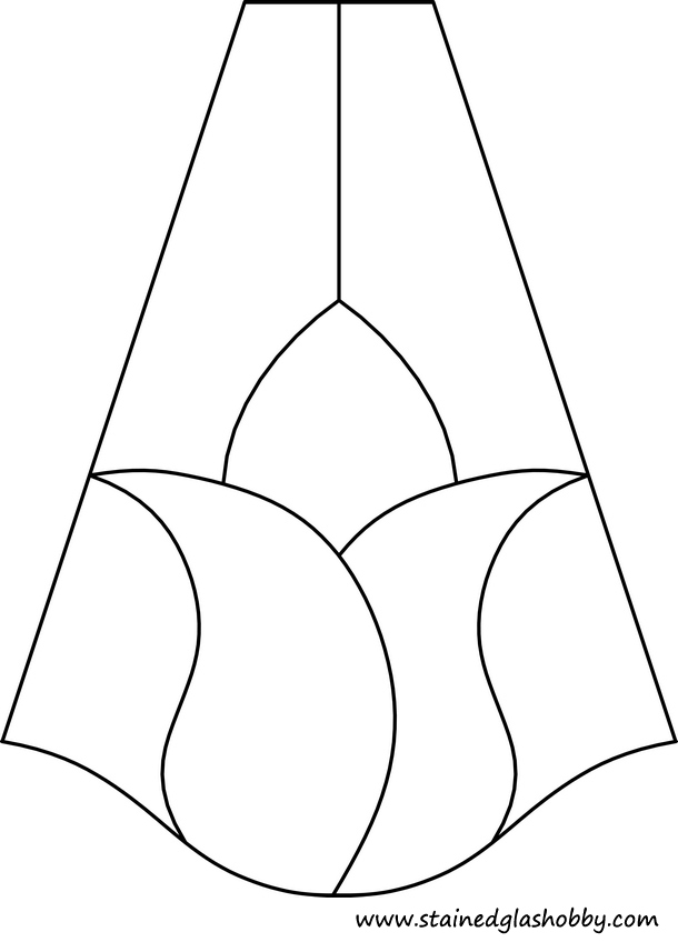 free lamp shade coloring pages