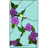 photo regarding Free Printable Stained Glass Patterns called Cost-free Stained Gl Layouts in the direction of obtain - Stained Gl styles